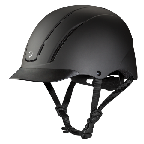 Troxel Black Duratec Riding Helmet