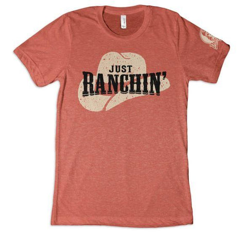 Dale Brisby - Just Ranchin' Tee