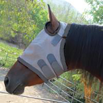 Professional's Choice Medium Horse Fly Mask