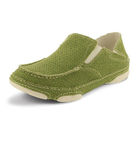 Tony Lama Women's Key Lime Canvas