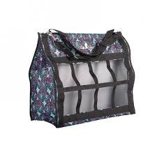 Classic Equine Purple Top Load Hay Bag