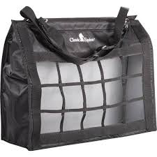 Classic Equine Black Moderate Hay Bag