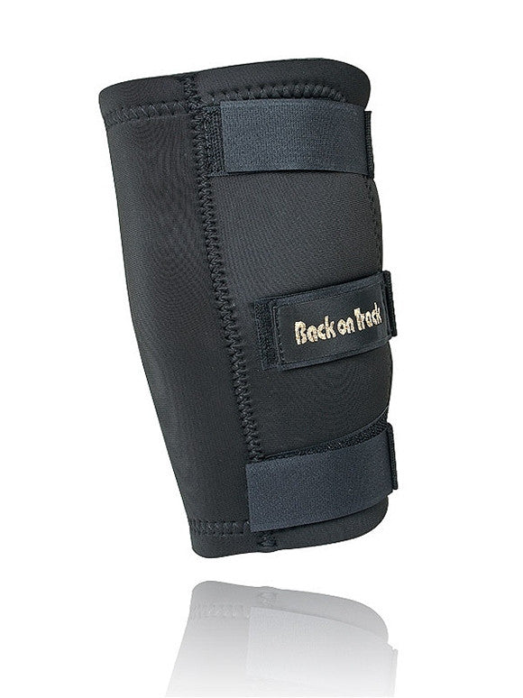 Back On Track Therapeutic Black Equine Knee Boot