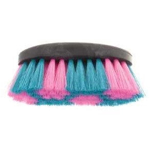 Extra Soft Pink/Teal Brush