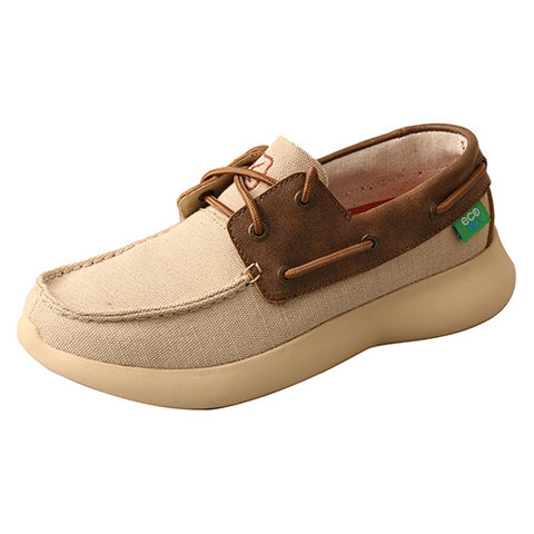 Twisted X Women's Khaki Eco Moc