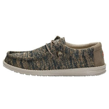 Heydude Wally Sox Woodland Camo