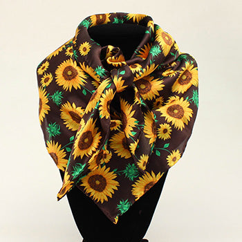 Sunflower Wild Rag