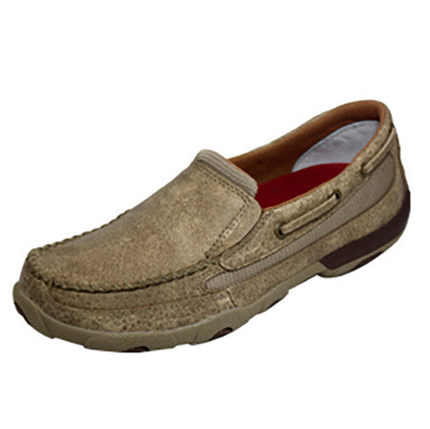 Twisted X Kids Slip On Driving Moc