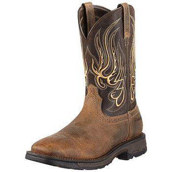 Ariat Men's Earth Work Hog Square Toe