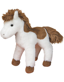 Stuffed Animal Paint Horse