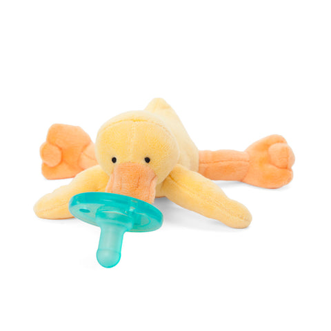 Baby Yellow Duck WubbaNub