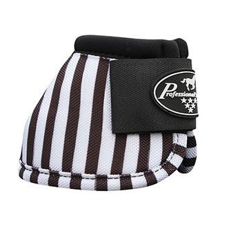 Professional Choice- Black and White Jail Break Ballistic Bell Boots