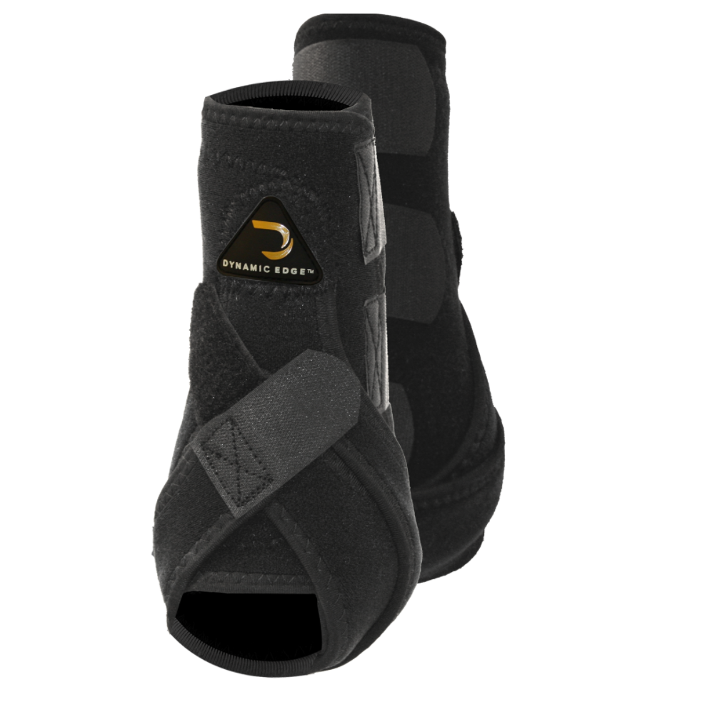Black Dynamic Edge Sport Boots