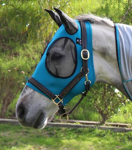 Professional Choice- Pacific Comfort Fit Fly Mask
