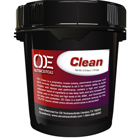 OE Nutraceuticals - Clean