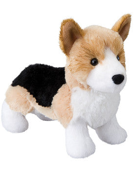 Tri Colored Corgie dog Stuffed Animal