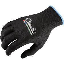 Classic Equine Black HP Roping Gloves