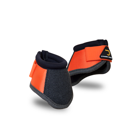 Orange Dynamic Edge Bell Boots