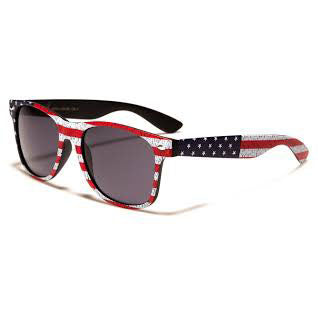Classic USA Flag Sunglasses