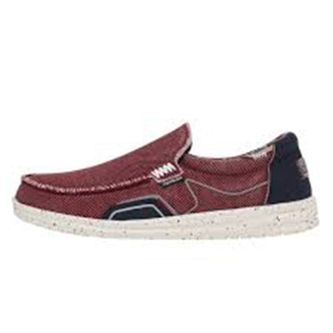 Sanuk's Black and Sliver Yoga Sandal