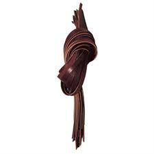 "Weaver Leather 3/8"" X 48"" Burgundy Saddle String"