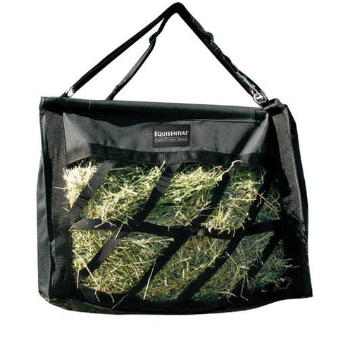 Professional's Choice Black Top Load Hay Bag