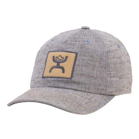 Hooey Blue Low Tide Flex Fit Cap