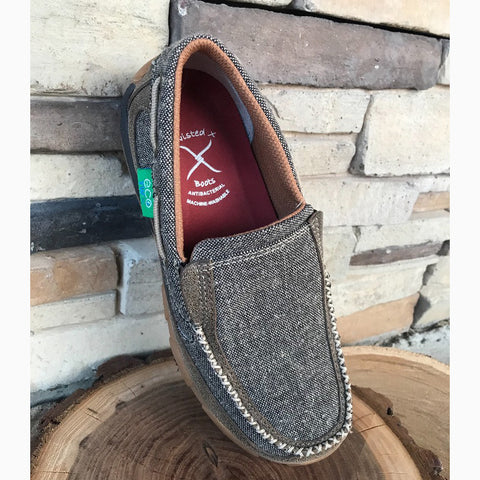 ~PRE SALE~ WE Exclusive Twisted X Kid's Eco Slip On Moc