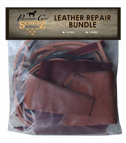Professional's Choice 2 lbs. Leather Repair Bundle