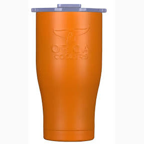ORCA Chaser Orange and White Cup