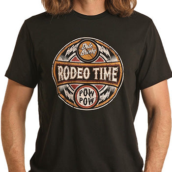 Dale Brisby Black Rodeo Time Tee