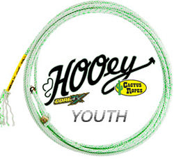 Cactus Ropes Hooey Cortex Youth Calf Rope