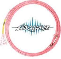 Cactus Ropes Pink Shock Wave Poly Youth Rope
