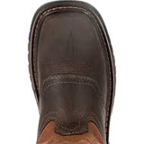Rocky Boy's Dark Chocolate Brown Boot