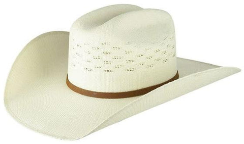 Bailey Hat Company Big Bend Wheat Vent Straw