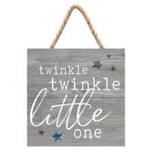 P Graham Dunn Twinkle Twinkle Sign