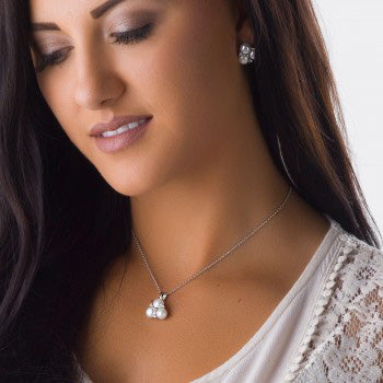 dd26f3c1a09 Montana Silver Women's Pearl Necklace