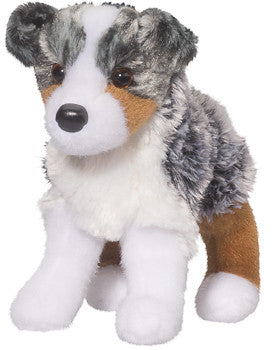 Douglas Plush- Steward The  Australian  Shepherd
