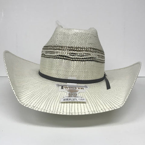 Twister Cattleman Straw Hat