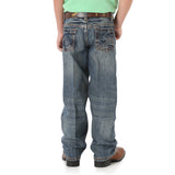 "Wrangler 20X No. 33 Extreme Relaxed Fit ""High Noon"" Wash Boys Jean"