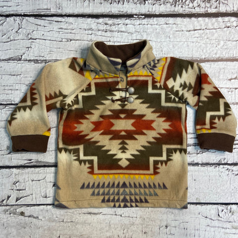 "Western Wits ""Desert Morning"" Pullover - Youth"