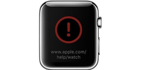 Anhem Apple Watch OS 3.1.1 update bricking devicse and users have to take their iwatch in for service