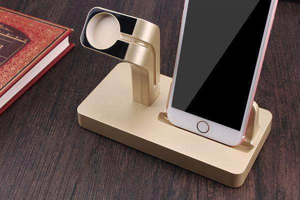Anhem Apple watch accessories Gold Apple Watch Charging Stand