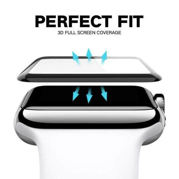 Anhem Apple watch accessories Apple Watch Tempered Glass Screen Protection
