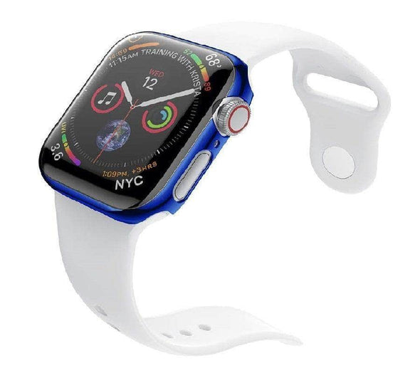 Anhem Apple watch accessories Series 1 / 38mm / Blue OPEN BOX - Full Apple Watch Protective Case Cover