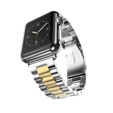 Anhem Apple watch accessories Silver/Gold / 38mm OPEN BOX - Two-Toned Stainless Steel Apple Watch Band