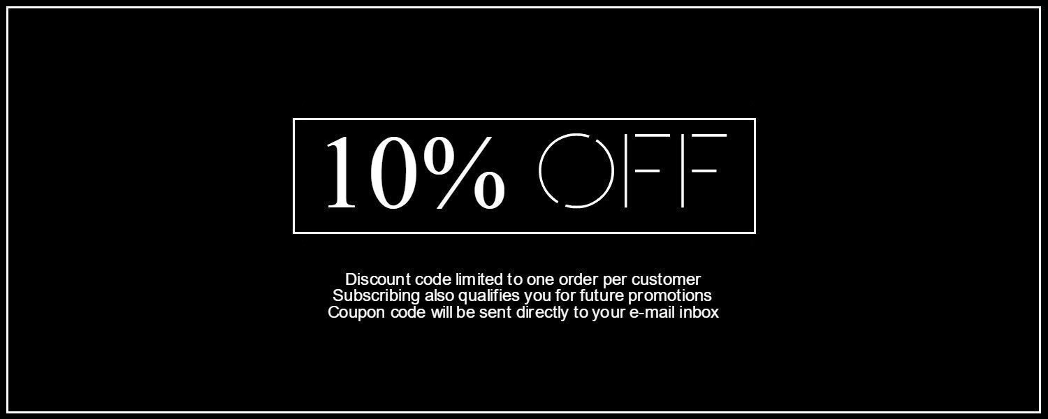 Anhem - 10% off coupon code for subscriber