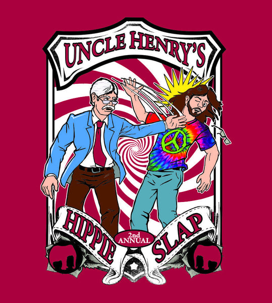 Uncle Henry Hippie Slap