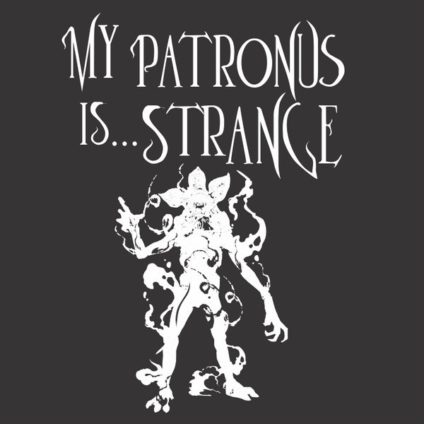 My Patronus is... Stange