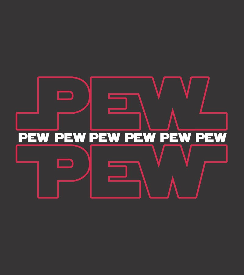 Pew Pew!! (Red)